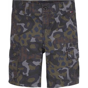 Camouflage print Cargo shorts Twilight Navy - Tommy Hilfiger
