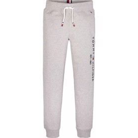 Essential Sweatpants Light Grey Heather - Tommy Hilfiger
