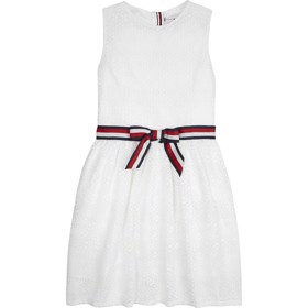 Lace stripe dress - Tommy Hilfiger