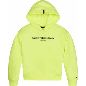 Essential logo hoody Safety Yellow - Tommy Hilfiger