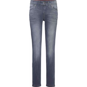 Girls Nora super skinny jeans Dynamic grey - Tommy Hilfiger