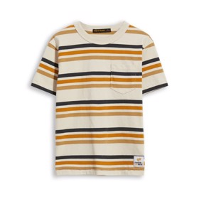T-Shirt Kid Sand Stripes - Finger in the Nose