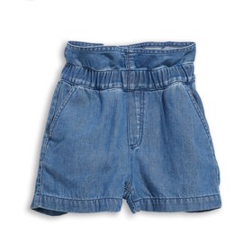 Lizzy denim shorts blue - Finger in the Nose