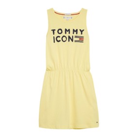 Essential organic cotton Icon kjole Lemonade  - Tommy Hilfiger