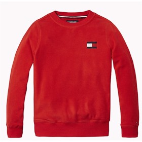 Polar Fleece Sweatshirt - Tommy Hilfiger