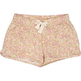 Shorts Edda bees and flowers - Wheat