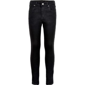 Slim jeans med stretch sort - The New
