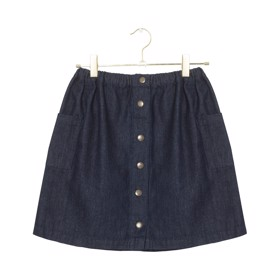Sara Skirt Estate Blue - A MONDAY in Copenhagen