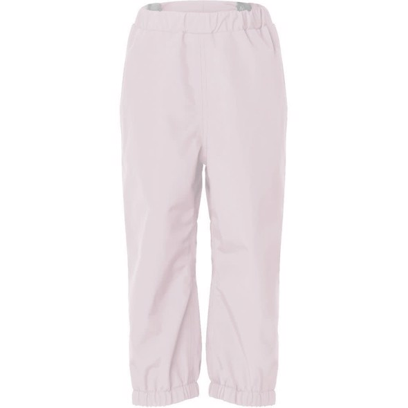 Toddlers pants overtræksbukser Rose powder - Ver de Terre