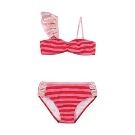 Bikini Coney Island Pink red - Little Marc Jacobs