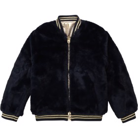 Reversible jacket 2 in1 navy - Little Marc Jacobs