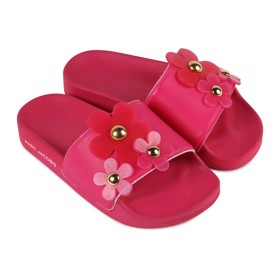 Badesandal daisy Fuchsia - Little Marc Jacobs