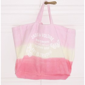 Canvas beach bag - Zadig & Voltaire