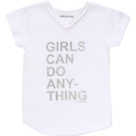Chill out T-shirt hvid - Zadig & Voltaire