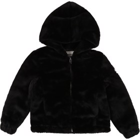 Jakke fake fur sort  - Zadig & Voltaire
