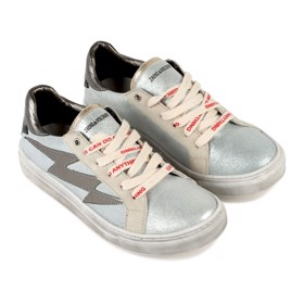 Chill out sneakers Light grey - Zadig & Voltaire