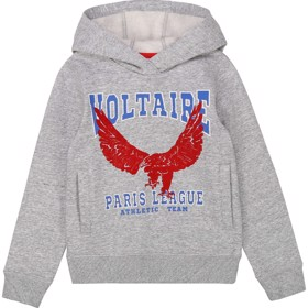 Hooded Sweatshirt Rive droite Chine grey -  Zadig & Voltaire