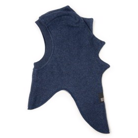 Elefanthue Dino cotton fleece-jersey Navy - Huttelihut