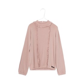 Stella Blouse Pale Mauve - A MONDAY in Copenhagen