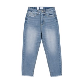 Mom Classic Blue Jeans - Grunt