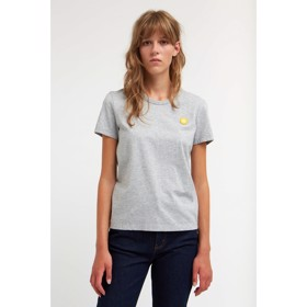 Uma T-shirt Grey melange - Wood Wood