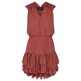 Byron Ruffle dress - Designers Remix girls