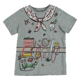 Arlow Tee w. I Love Lady Bugs - Stella McCartney
