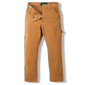 Carpenter Multipocket baggy pants caramel - Finger in the Nose