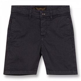 Allen Vulcano Chino Fit Bermuda Shorts - Finger in the Nose