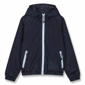 Barkley Super Navy Wind Breaker - Finger in the Nose