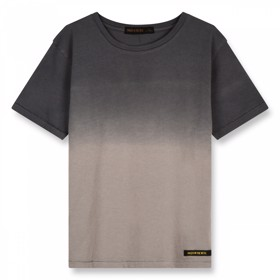 Dalton Warm Grey Jersey T-Shirt - Finger in the Nose