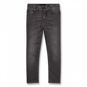 Ewan Grey denim Jeans - Finger in the Nose