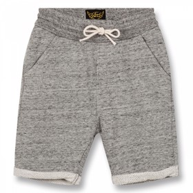 Grounded Sweat shorts grey - Finger in the Nose