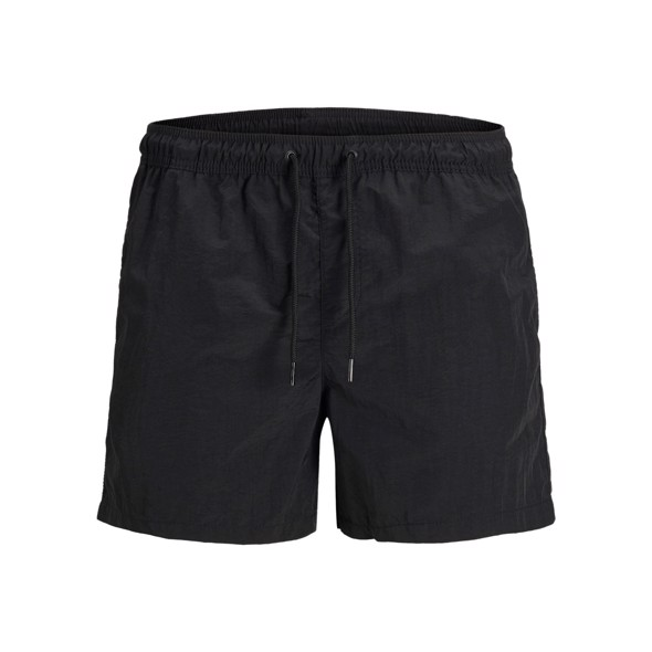 Badeshorts Sunset AKM sort - Jack & Jones JR