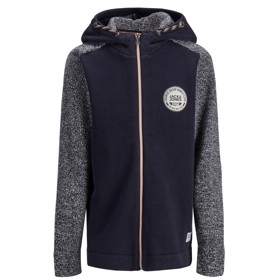 Knit hoddie  Zip - Jack & Jones jr