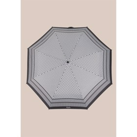 Umbrella Ulla Kufiya Off White/Black - Lala Berlin