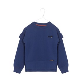 Sweatshirt Elise Estate Blue - A MONDAY in Copenhagen