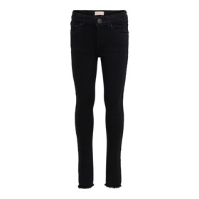 Blush skinny jeans sort - Kids Only