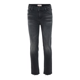 Jeans, KONEMILY ST RAW BLACK - Kids Only