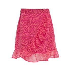 Nederdel Konhelen fake wrap skirt - Kids Only