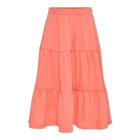 Konmay life maxi nederdel Living Coral - Kids Only