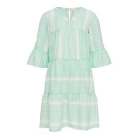 KONALBERTE kjole Cloud Dancer green  - Kids Only