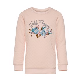 Sweatshirt Konjoyce Rose Quartz  - Kids Only