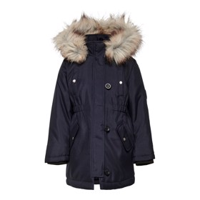 Lang parka fur night sky - Kids Only