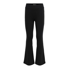 Konpaige flared pants sort - Kids Only