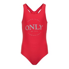 Caroline Swimsuit High Risk Red - Kids Only