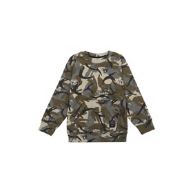Konrad Sweatshirt Tigerarmy  - Soft Gallery