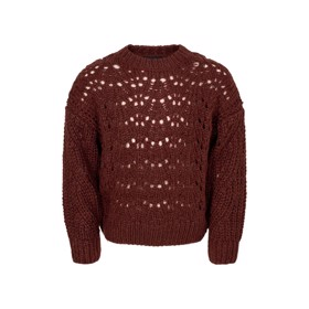Sweater Aviaja Burgundy - Petit Sofie Schnoor