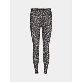 Leggings Joanne Black flower - Sofie Schnoor
