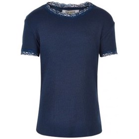 Bailey tee black iris - The New